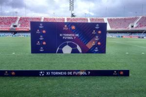 photocall del FCB